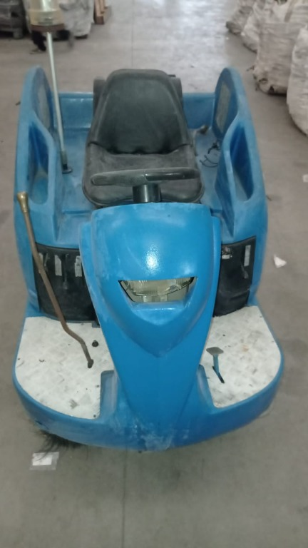 Varredeira Alfa Twister 2006