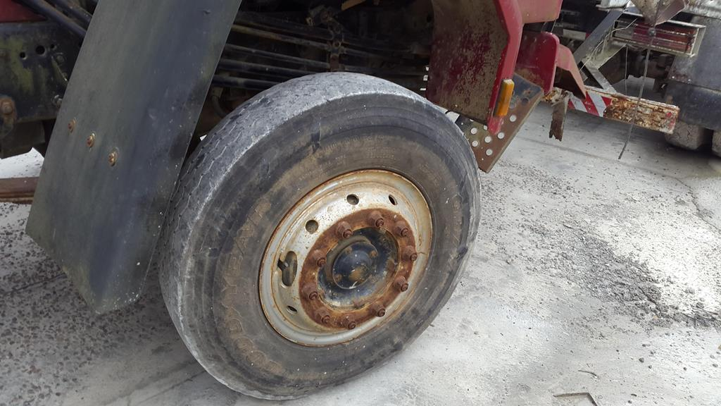 Caminhão Ford Cargo 2425 1999/1999 Betoneira – Sem Implemento