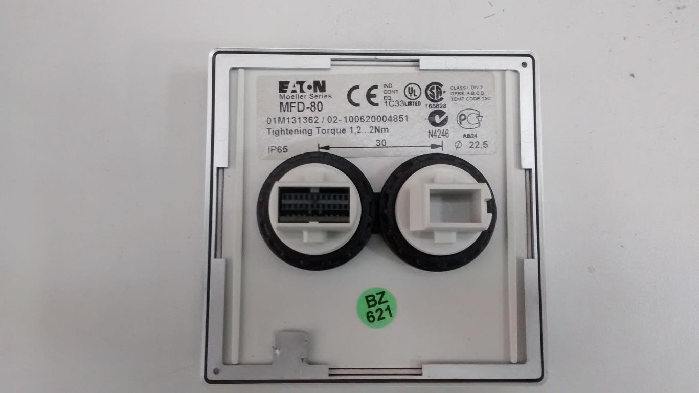 Display Clp Mfd80 Eaton 80mm 132x64 Pixels Monocromático