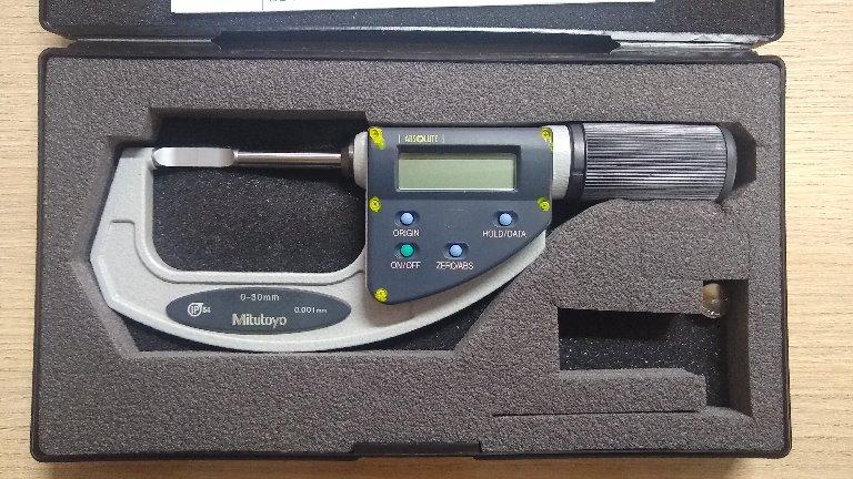 Micrômetro Digital Externo