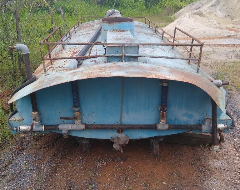 Tanque para Caminhão Pipa