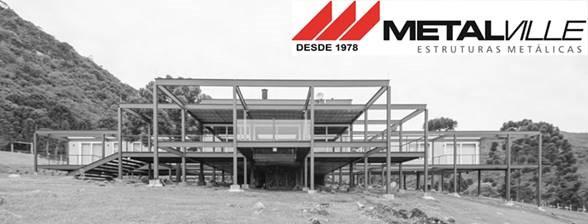 METALVILLE ESTRUTURAS METALICAS-logo