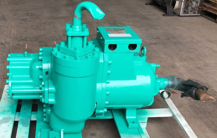 Compressor Parafuso - Hitachi Model 60ASC-Z