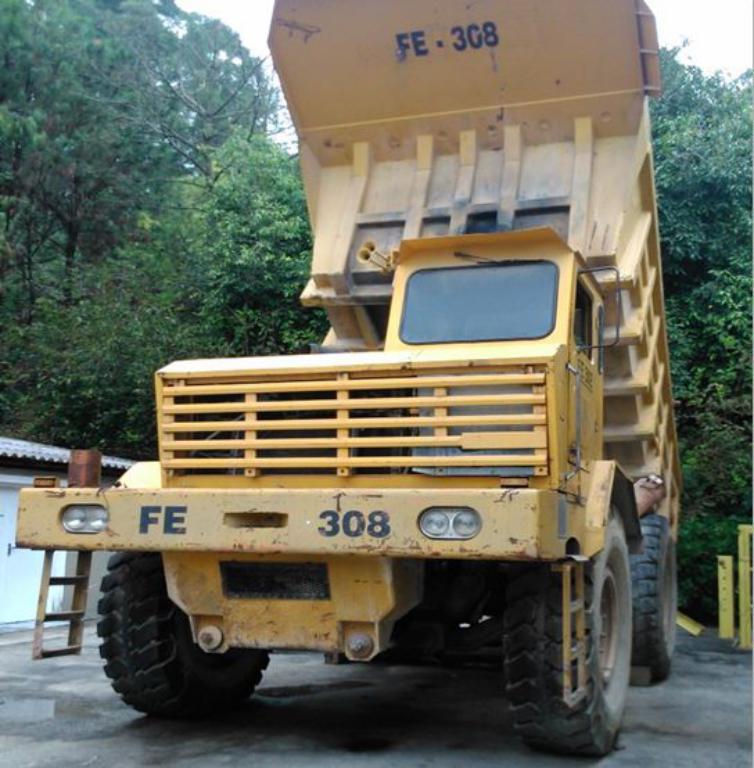 Caminhão Fora de Estrada Randon RK-435 1985