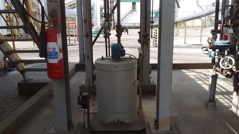 Sistema Gerador de Vapor FyTerm T0798 2004