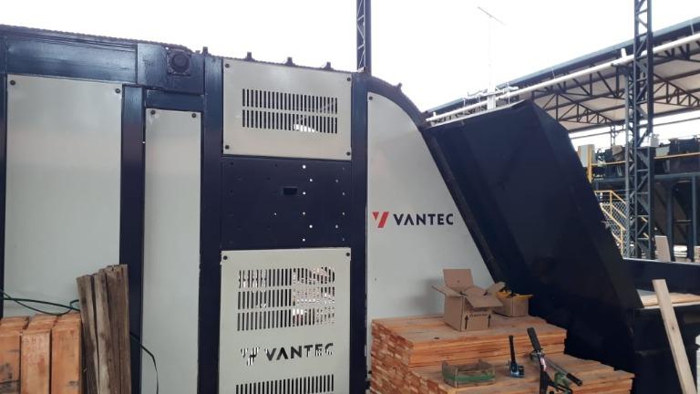 Gradeador de Tábuas Vantec