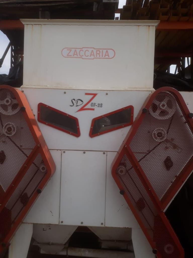 Pré-Limpeza Zaccaria PLZ-7