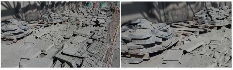 Sucata de Aço Manganês Salto de Pirapora SP Aprox. 100 Ton a gerar em 12 meses.