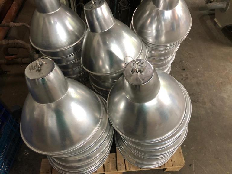 Luminária Industrial em Alumínio Lumitec