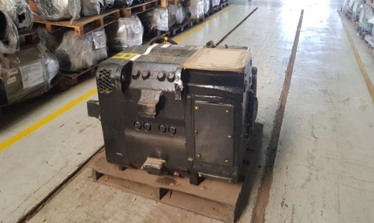 Motor de Tração Gm-d87 com Engrenagem