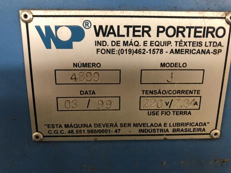Transportadora de Tecidos Walter Porteiro J