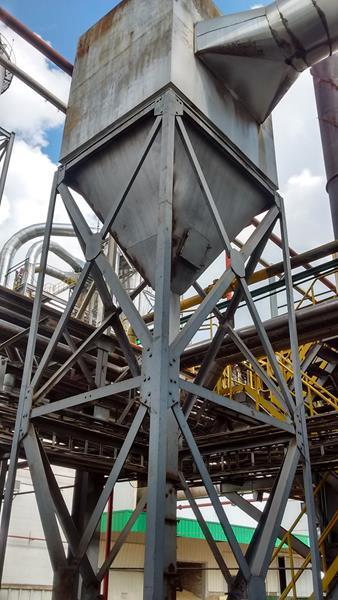 Sistema Multiciclone NJB BLD 112 CCW45