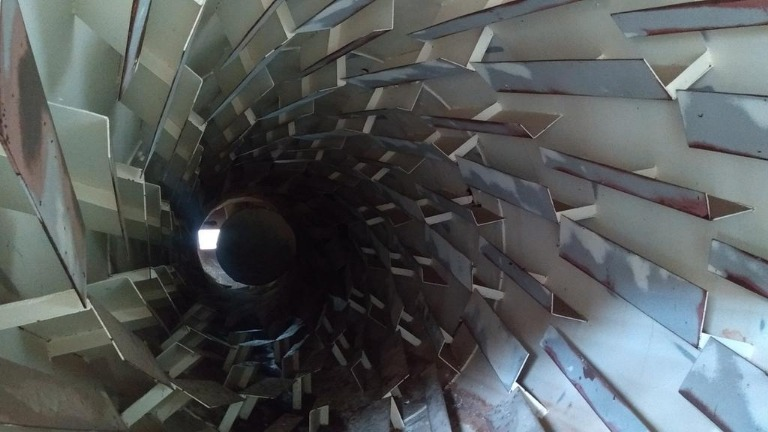 Secador Rotativo Semi Novo