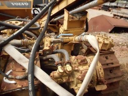 Carreta Perfuração Atlas Copco ROC-601 Ano 1989