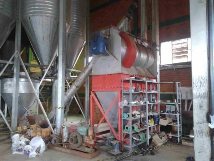 Fábrica de Ração Peletizada para Bovinos