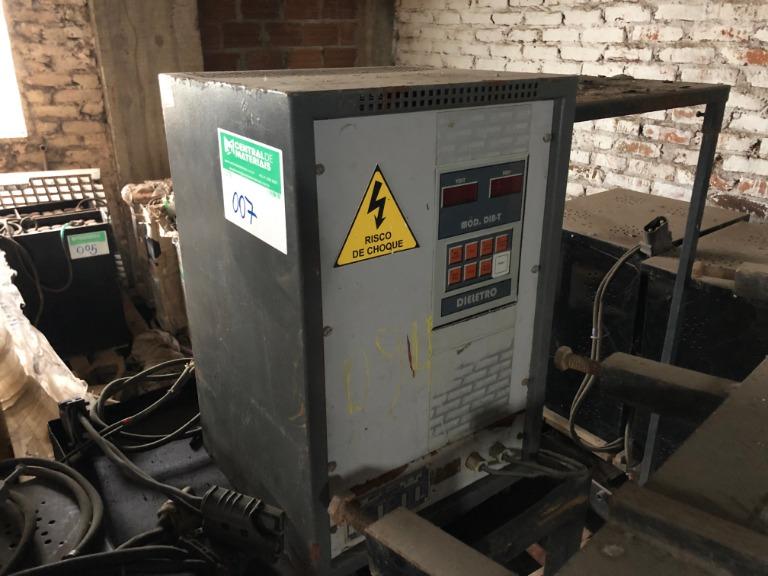 Sucata Carregador de Baterias Jlw