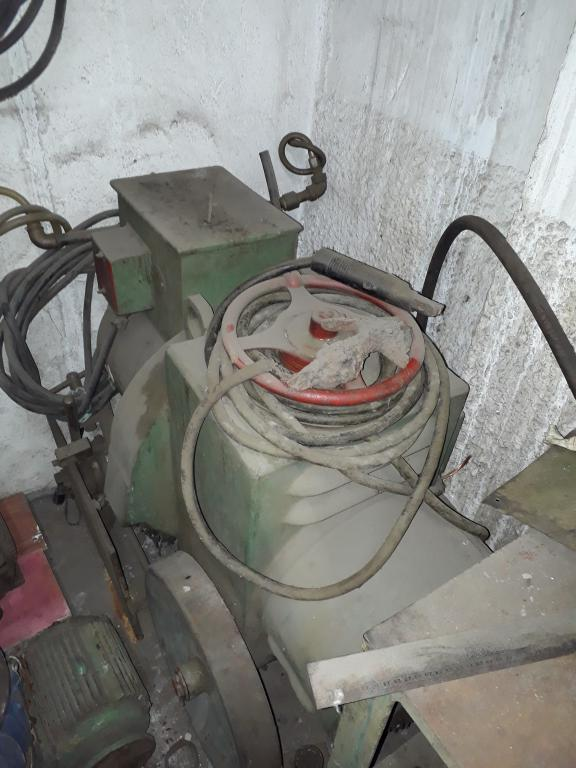 Máquina de Solda Elétrica