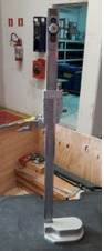 Altímetro Analógico - Heightgage