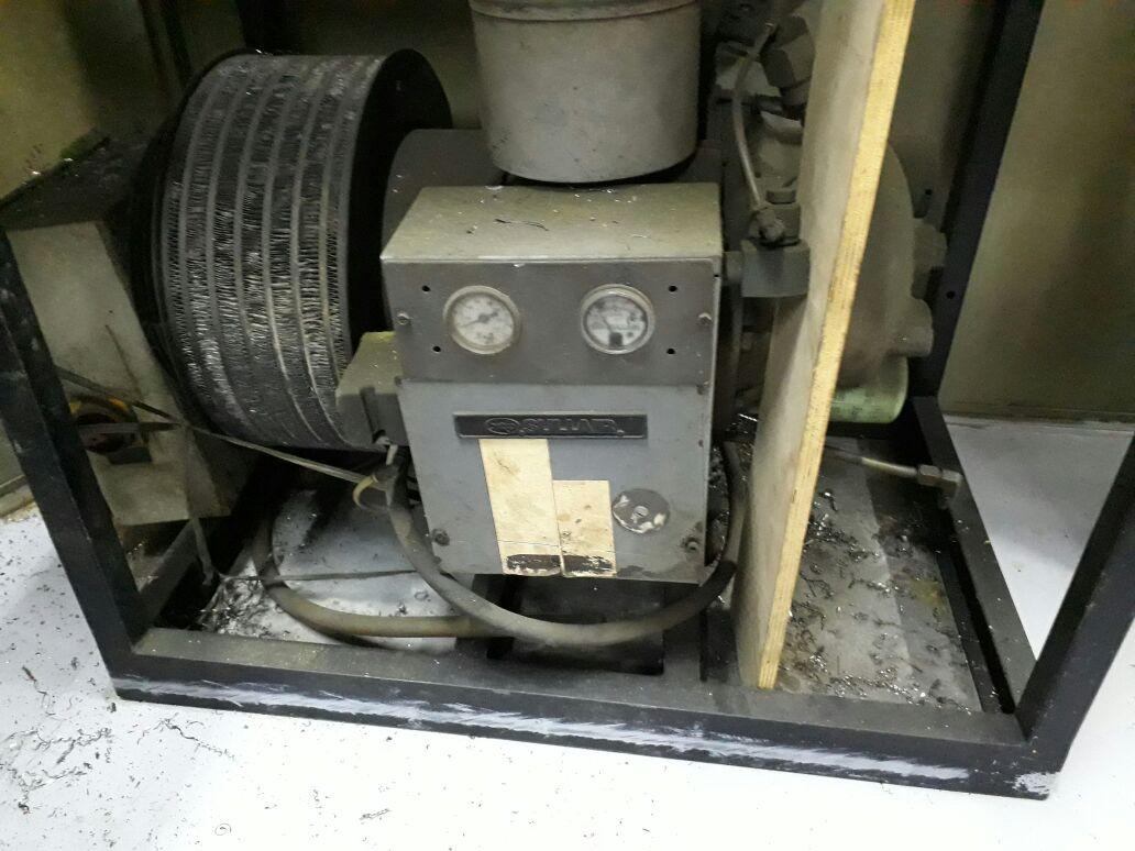 Compressor de Ar Parafuso ES-6 Sullair