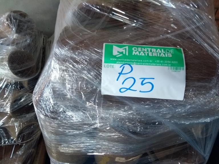 Lote de Peças de PVC