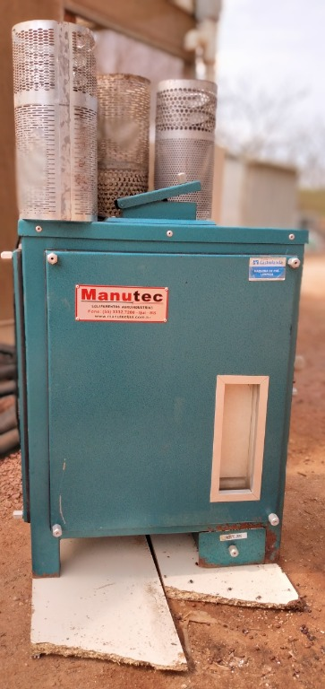 Máquina de Limpeza de Impurezas Mca Manutec