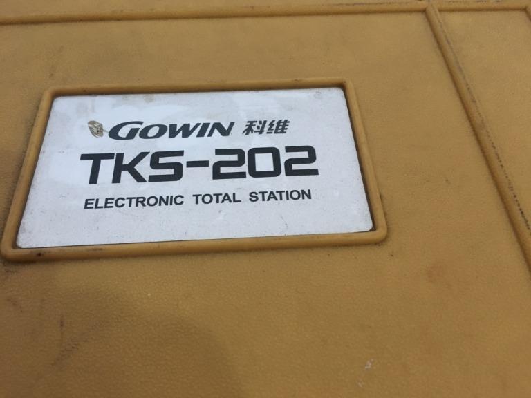 Estação Total Topográfica TKS 202 Gowin