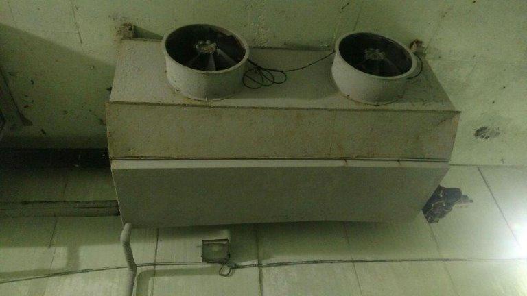 Evaporador 2 - Túnel 4 - Evaporador Industrial Para Amônia