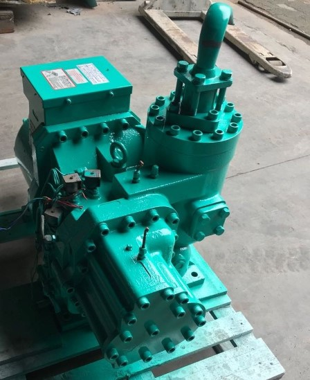 Compressor Parafuso - Hitachi Model 60ASC-Z