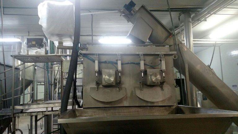 Misturador Industrial de Alimentos MS 2500 MP