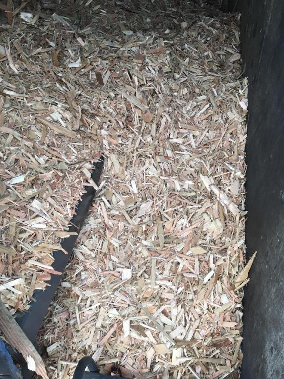 Cavaco de Eucalipto - Resíduo de Madeira