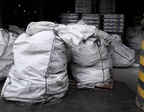 Bags Usados Aprox. 720 unidades a gerar em 12 meses.