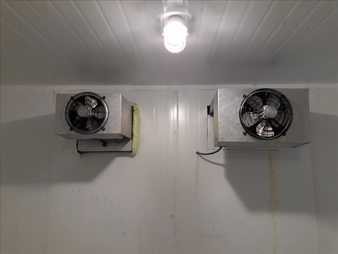 Câmara Fria para Resfriados Kit Frigor KFN100
