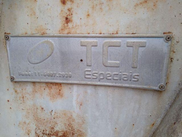 Caçamba Tct para Rocha