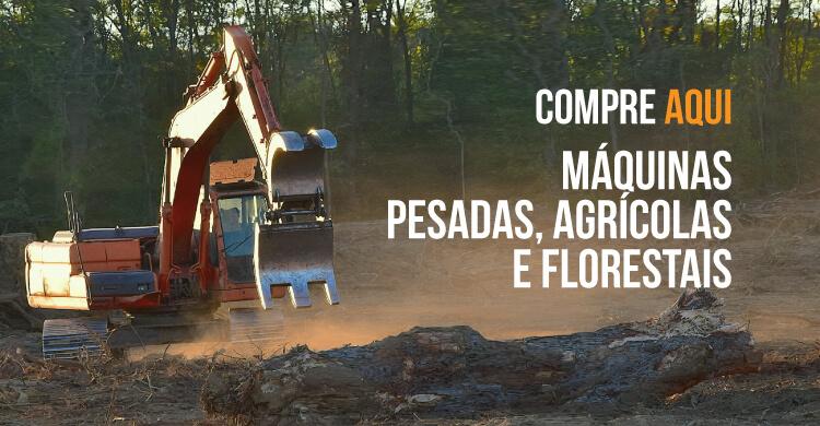 Máquinas Pesadas, Agrícolas e Florestais