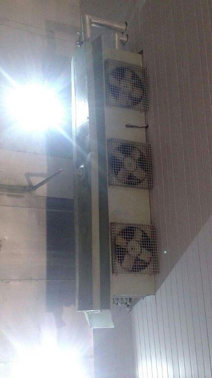 Evaporador Industrial Para Amônia