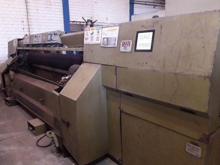 Máquina de Rebaixar Couros Rizzi LW-7