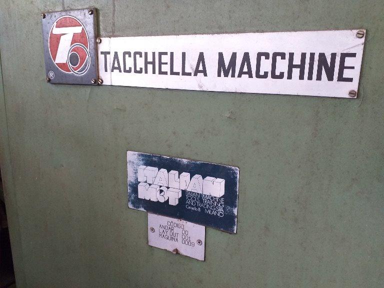 Retífica Italiana Tacchella Macchine