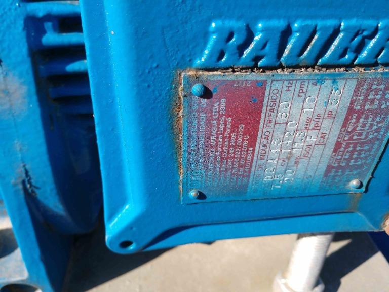 Motores e Redutores Elétricos Diversos -  2 Un.