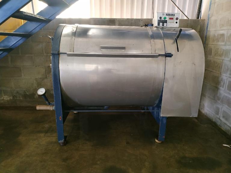 Lavadora Industrial - Máquina de Lavar Roupas (usado)