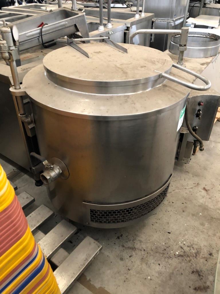 Panela de Cozinha Industrial Inox a Gás