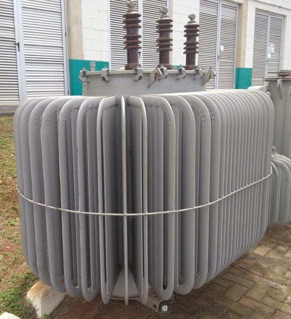 Transformadores Trifásicos a Óleo 112,5 Kva, 300 Kva, 500 Kva