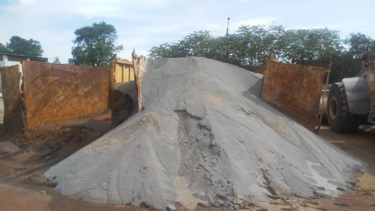 Sucata de Fino de Gusa Aprox. 3500 ton a gerar em 12 meses. (pode apresentar impurezas).