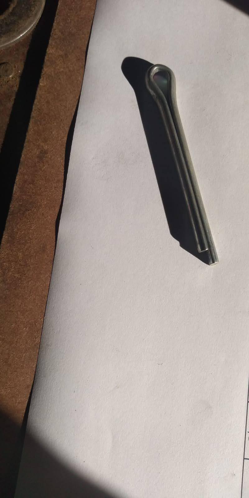 Contrapino 6,4 x 0,56mm aprox. 24 peças