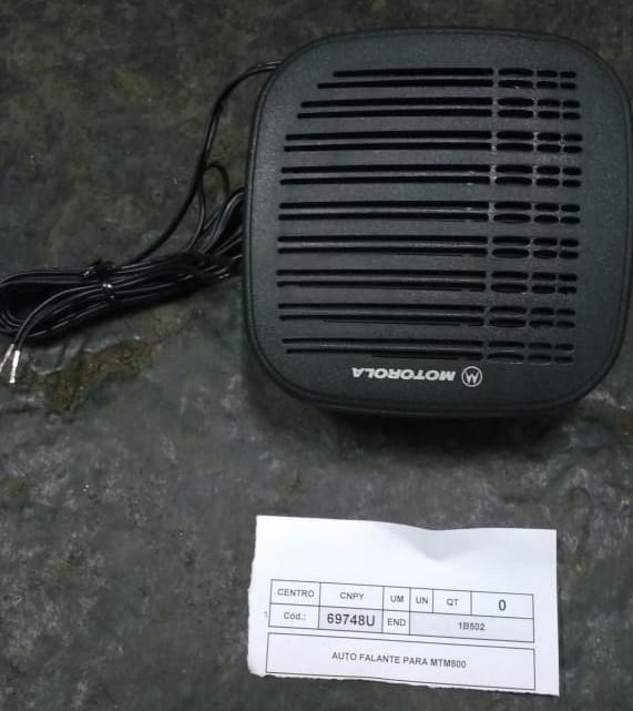 Auto falante para mtm800 aprox. 2 unidades