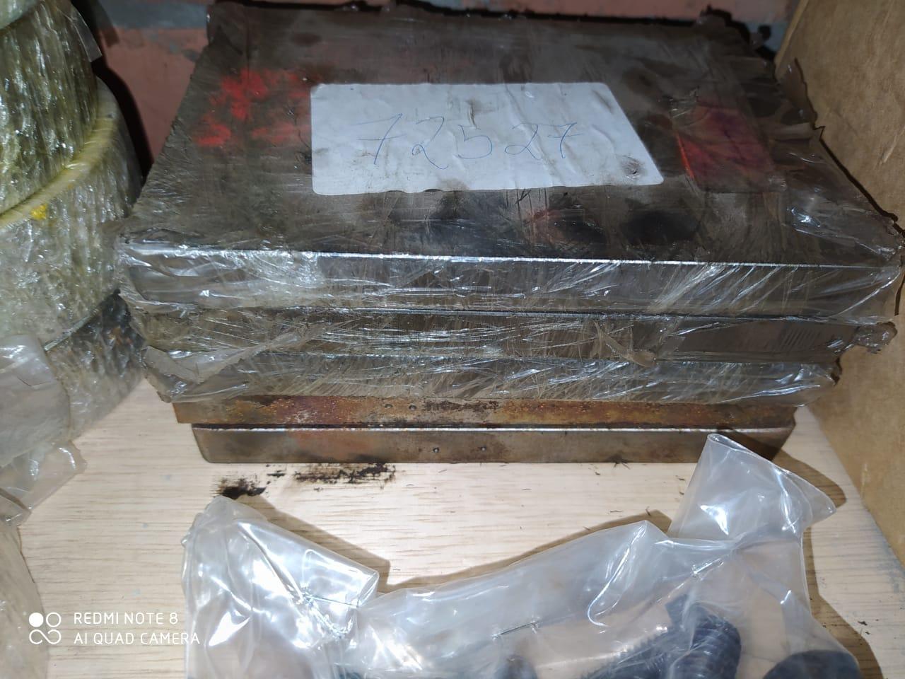 Calco do motor de vibracao banca socaria aprox. 5 unidades