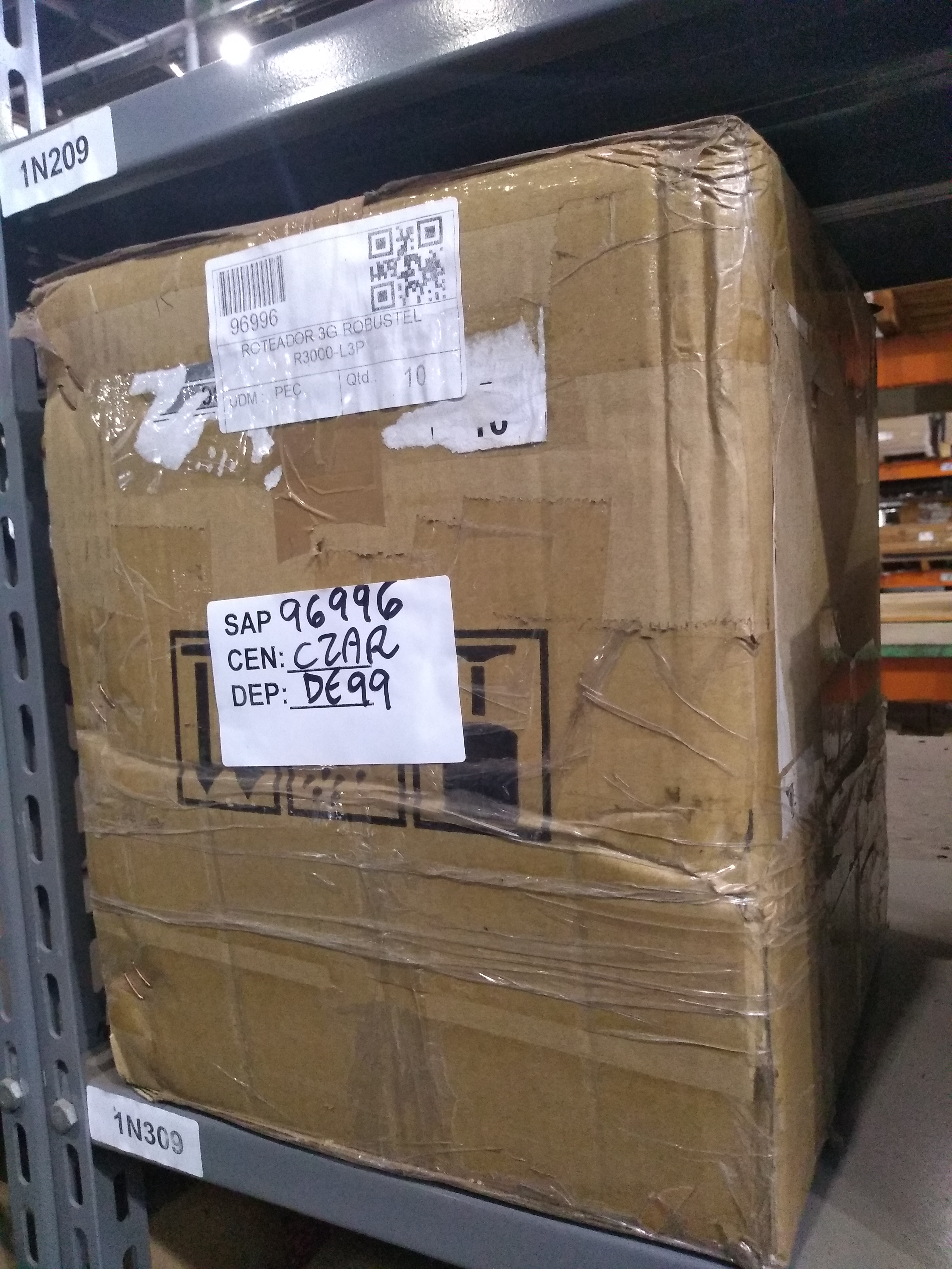 Roteador 3g robustel r3000-l3p aprox. 10 unidades