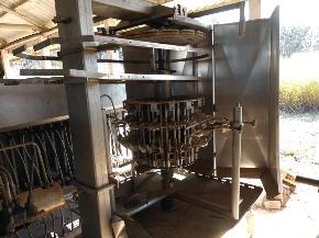 Máquina Automática Estratora de Abdomên