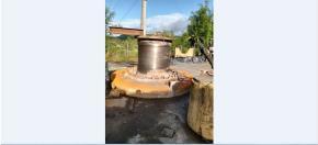 Sucata de Ferro Graúda Aprox. 10 ton - Pomerode SC