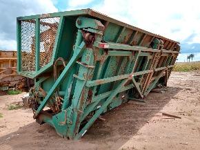Carreta Transborno Megatec 2014 Plataforma 12 tons