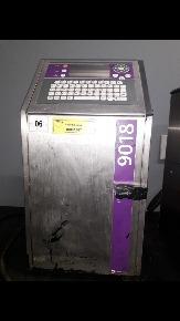 Impressora Markem Imaje 9018